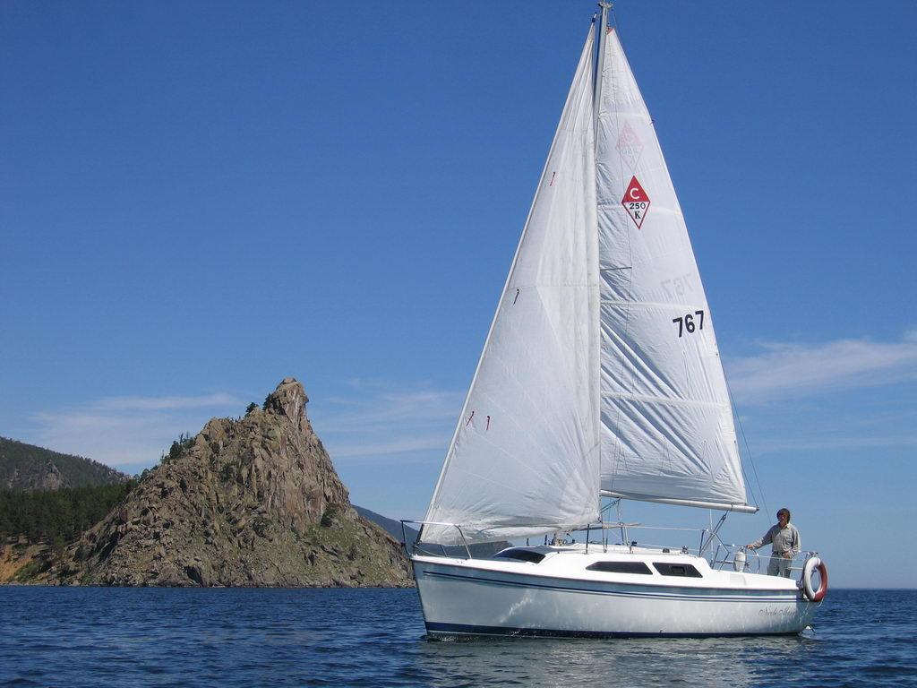 байкал фото отдых на яхте нашу рассылку каждую